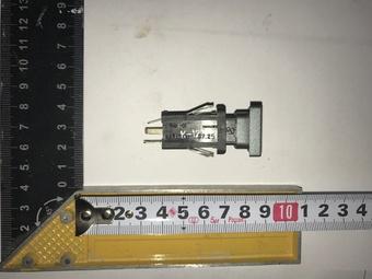 Выключатель УАЗ-3163 кондиционера н/о с 2012г