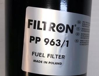 Фильтр топливный M24*1.5 Scania 4 PP963/1