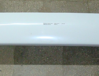Бампер задний ПАЗ 3205 рестайлинг