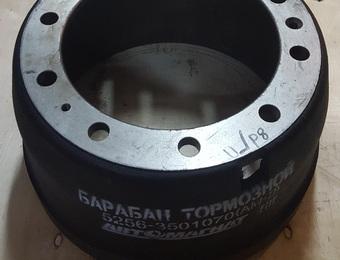 5256-3501070 Барабан тормозной ЛИАЗ 5256