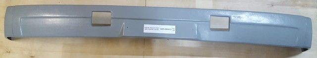Бампер передний ПАЗ 3205 (пластик) (серый)