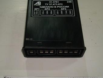 Блок управления  жидкостным подогревателем Элтра 24В