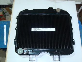 Радиатор УАЗ-452,469 медный 3-х рядный