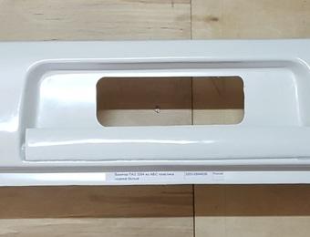 Бампер ПАЗ 3204 из АБС пластика задний белый
