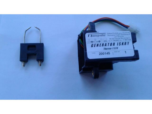 Катушка высоковольтная   Е320 (Искропреобразователь с проводком) Tarapata 200145