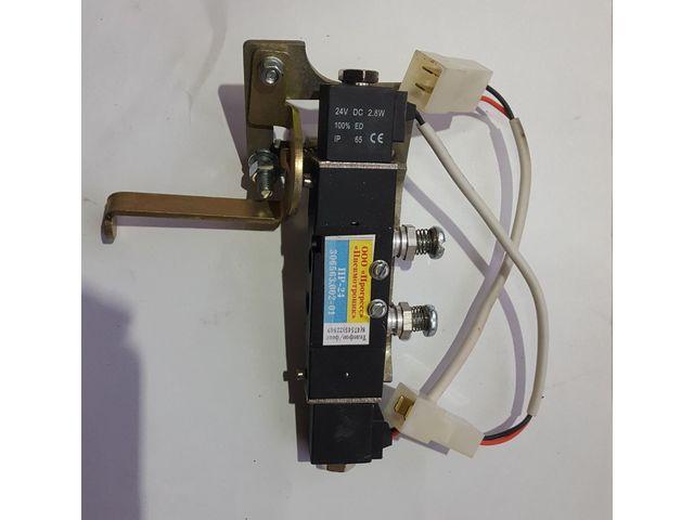 Клапан открывания дверей Лиаз ПР-24 306563.002-01 24V