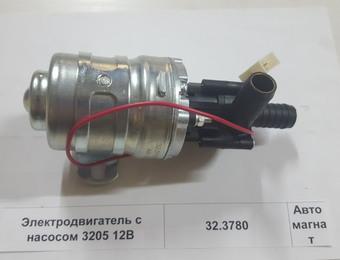 Электродвигатель с насосом 3205 12В
