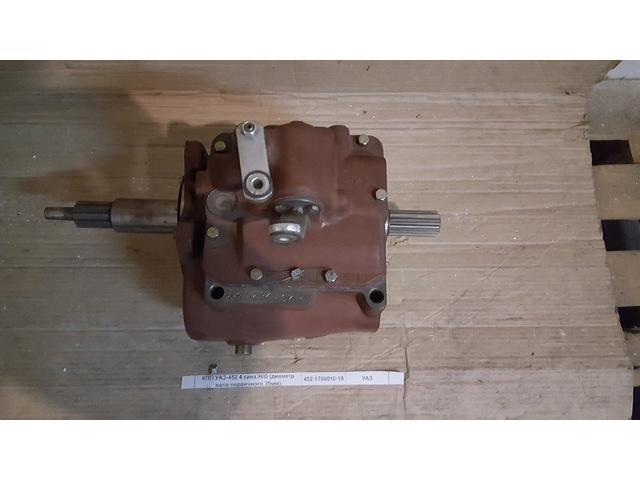 КПП УАЗ-452 4 синх.Н/О (диаметр вала первичного 35мм)