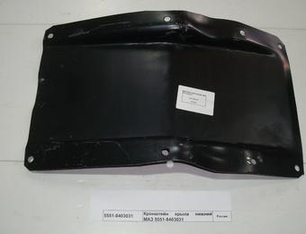 Кронштейн крыла нижний МАЗ 5551-8403031