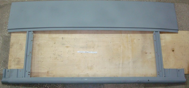 Панель передка металл. супер МАЗ в сб.(капот)грунт.64221-5301012