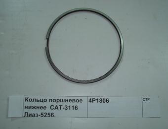 Кольцо поршневое нижнее  CAT-3116   Лиаз-5256,