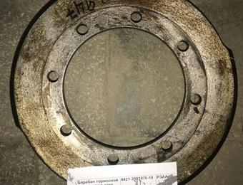 Барабан тормозной пер/зад ПАЗ-3205-70, 4234  8 шп