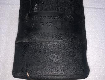 Пневморессора задняя ПАЗ-3237,3204 V1G12-6 VIBRACOUSTIC в сборе
