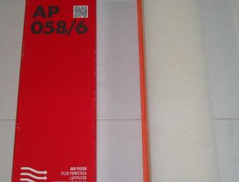 Фильтр воздушный  AP058/6