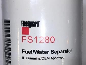 Фильтр топливный FS 1280