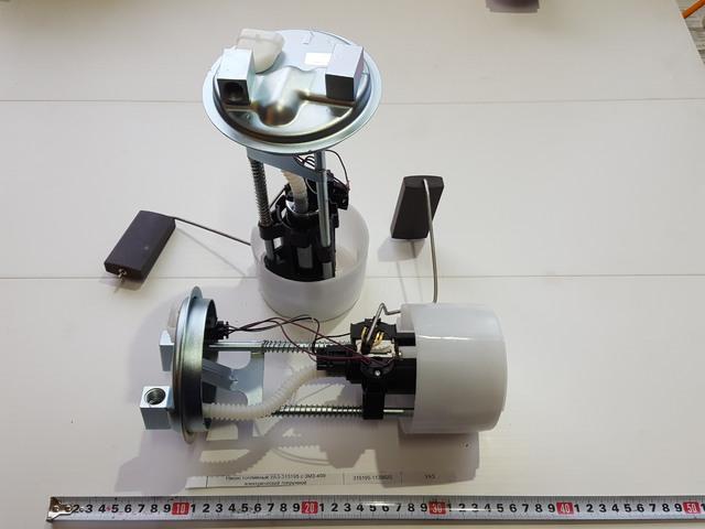 Насос топливный УАЗ-315195 с ЗМЗ-409 электрический погружной