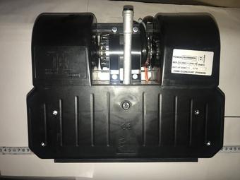Отопитель салона в сборе  Zenith-8000 24V