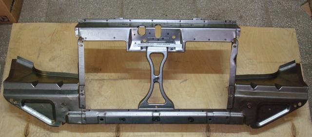 Панель УАЗ-3163 рамки радиатора