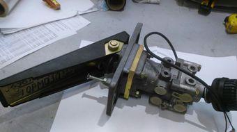 Педаль тормоза Икарус-435 MB 4754 4763 Knoorr-BremseЛИАЗ-5256