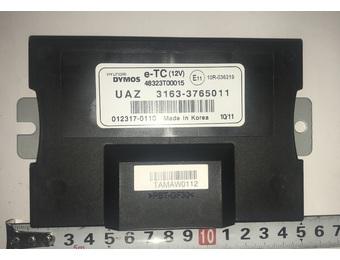 Блок управления УАЗ-3163 электро РК (DYMOS 48323Т00015)
