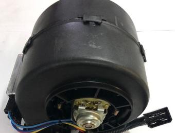 Мотор отопителя улитка с площадкой 24В МАЗ