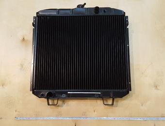 Радиатор охлаждения ПАЗ-3205 4-х рядный