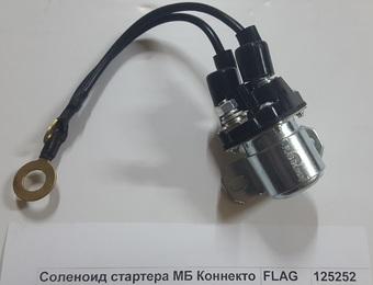 Соленоид стартера МБ Коннекто 24v