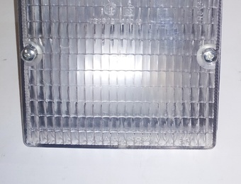 Фонарь заднего хода ЛиАЗ-5256 белый