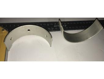 Вкладыш коленвала коренной (гладкий) )0.25 CAT-3116/3126   ЛИАЗ-5256,6212,