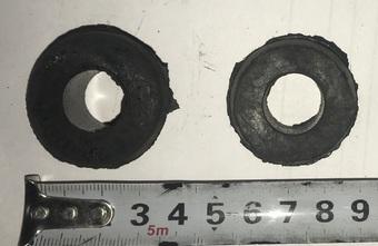 Втулка амортизатора УАЗ низ,верх